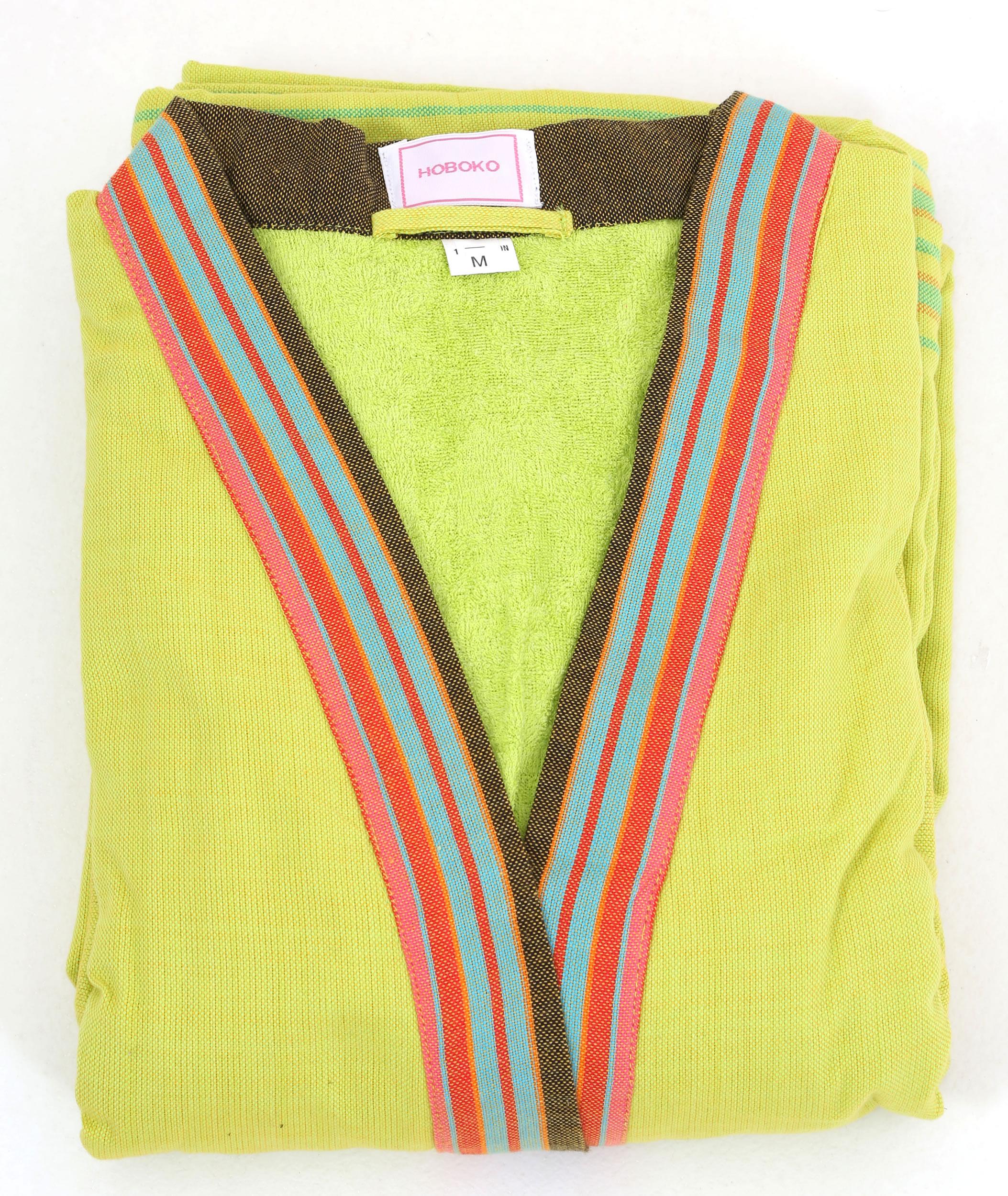 Dressing Gown – Victoria   Hoboko Kikoy Clothing